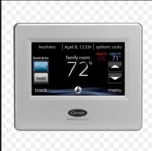 AC Temperature Thermostate